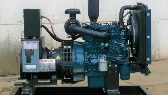 Diesel-powered Generators
