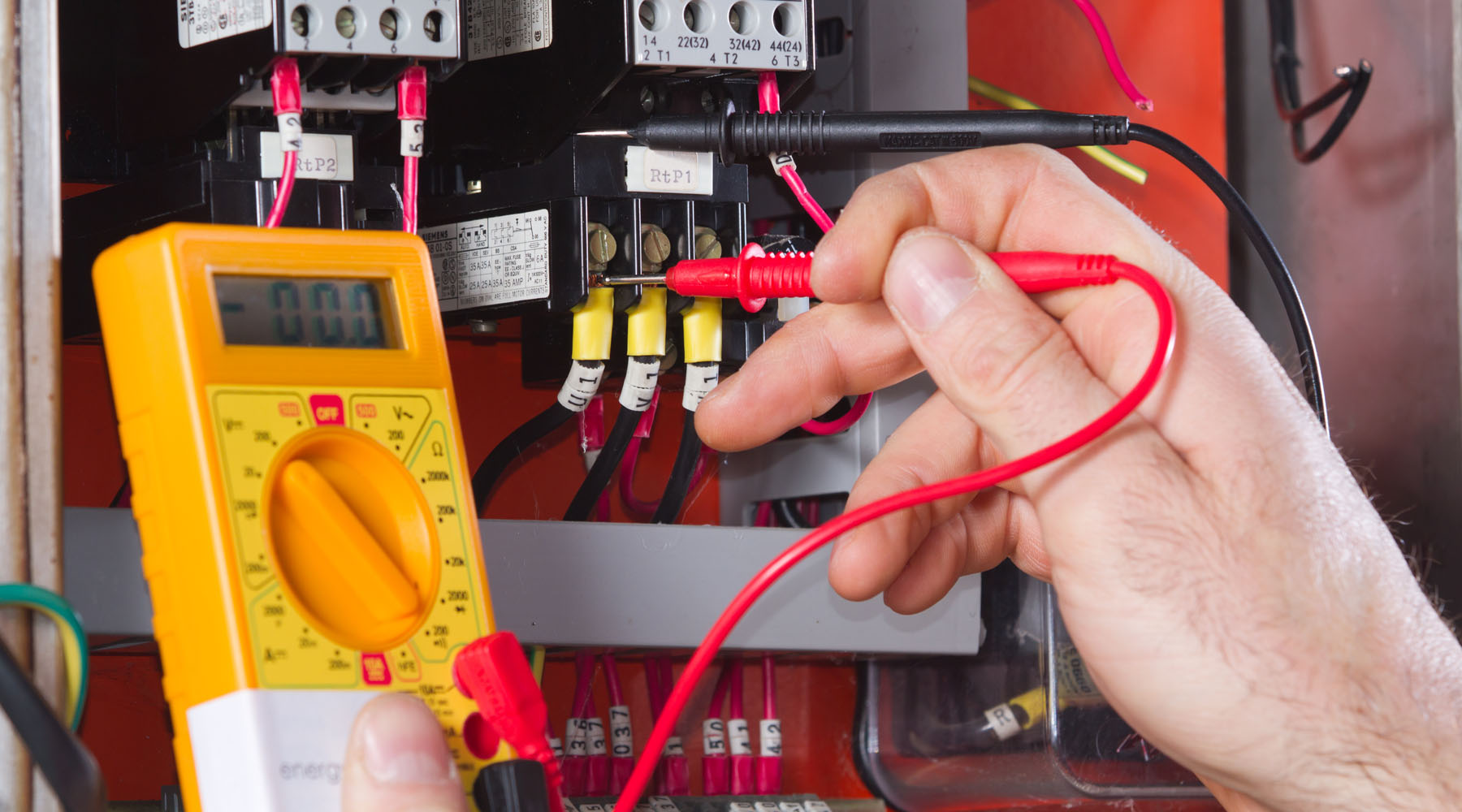 professional electrical services